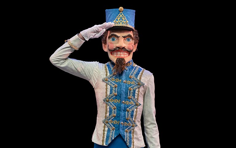 We might be taking a break from the Nutcracker at Memorial Hall this year, but @UNCSchoolofArts is putting on a filmed version, and it looks pretty spectacular. Enjoy it at home in your comfies!