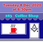 Image for the Tweet beginning: The last @amityrf283 coffee shop