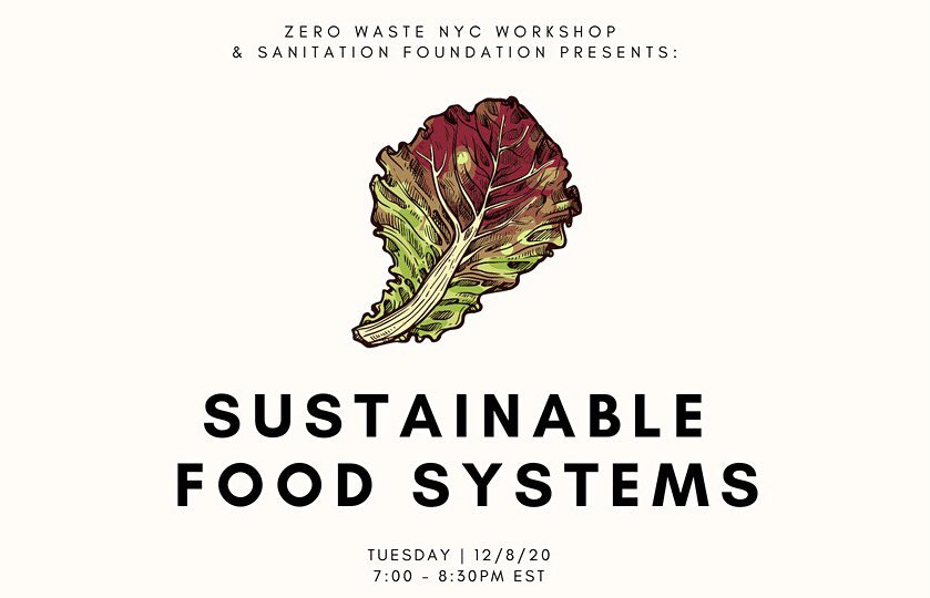 There is still time for you to join this exciting online workshop on #food and how to reduce your personal footprint 🥗♻️ #zerowaste #circularity   Sign up here:
