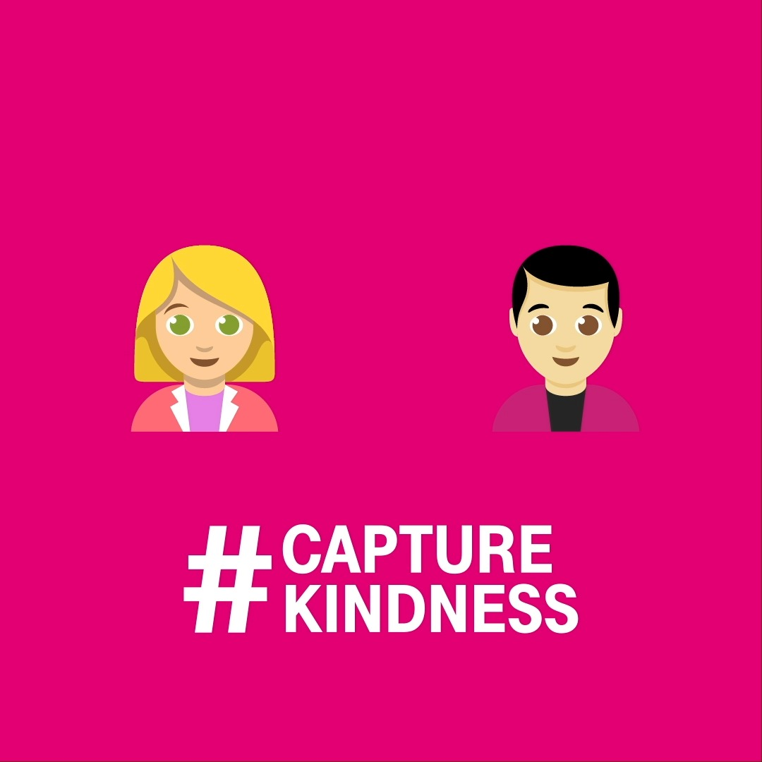 #GivingTuesday is all about sharing a little good.   Join us by using #CaptureKindness in a tweet until 12/4. For each one, we'll donate 100 meals* to @FeedingAmerica (up to 10 million meals).   *$1 provides at least 10 meals. Min donation $100K.