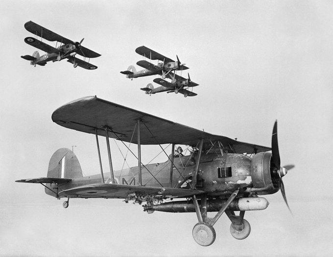 精鋭 複葉 機 飛行 隊 の 編成