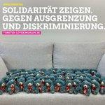 Image for the Tweet beginning: Viele Soli-Bärchen der @ahffm_br haben