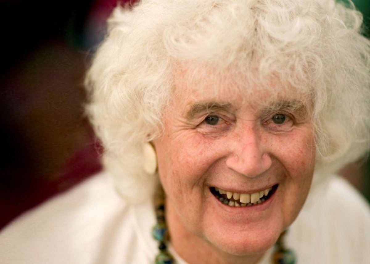 The Society was saddened to learn of the death of Jan Morris, on 20 November. She was one of the world's most established writers, covering journalistic, historical and geographical subjects, including the 1953 Everest Expedition. https://t.co/7TiULRiHip https://t.co/NRQBxoBt2x