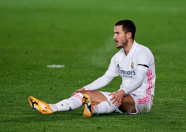 (🌤) Belgium national team blames Zidane 🇫🇷 for Hazard's 🇧🇪 injuries. They think his management of Eden's minutes is not proper. [@diarioas] #RealMadrid #Belgium