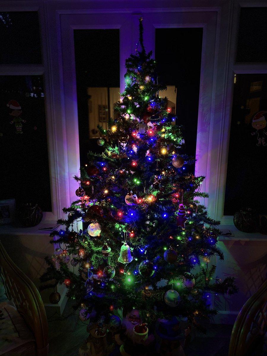 Seasons Greetings! 1st December has arrived... 🎄#advent2020 #festivevibes