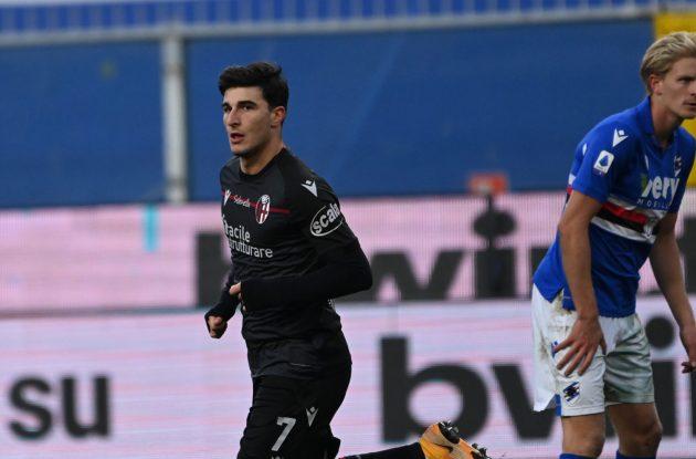 Orsolini passou por um exame de imagem que detectou uma lesão muscular em sua perna direita. Com isso, o camisa 7 do Bologna só voltará em janeiro de 2021 aos gramados. O ponta ficará de fora dos jogos contra Inter, Roma, Spezia, Torino e Atalanta. https://t.co/7H2H0IIf1T