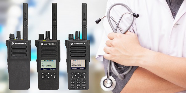 Patient care requires a co-ordinated effort. From medical teams providing treatment to facilities and security that keep everything running. #MotorolaSolutions communication and video technology enables this co-ordination > https://t.co/Rk5zT5EgIX #healthcare #NHS