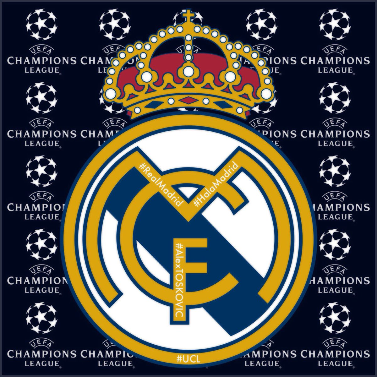 #GAMEDAY We are going to face @FCShakhtar tonight. It would be nice if we win tonight, it's not very interesting to watch all the mistakes on the field. #RealMadrid #VamosReal #HalaMadrid #UCL #AlexTOSKOVIC