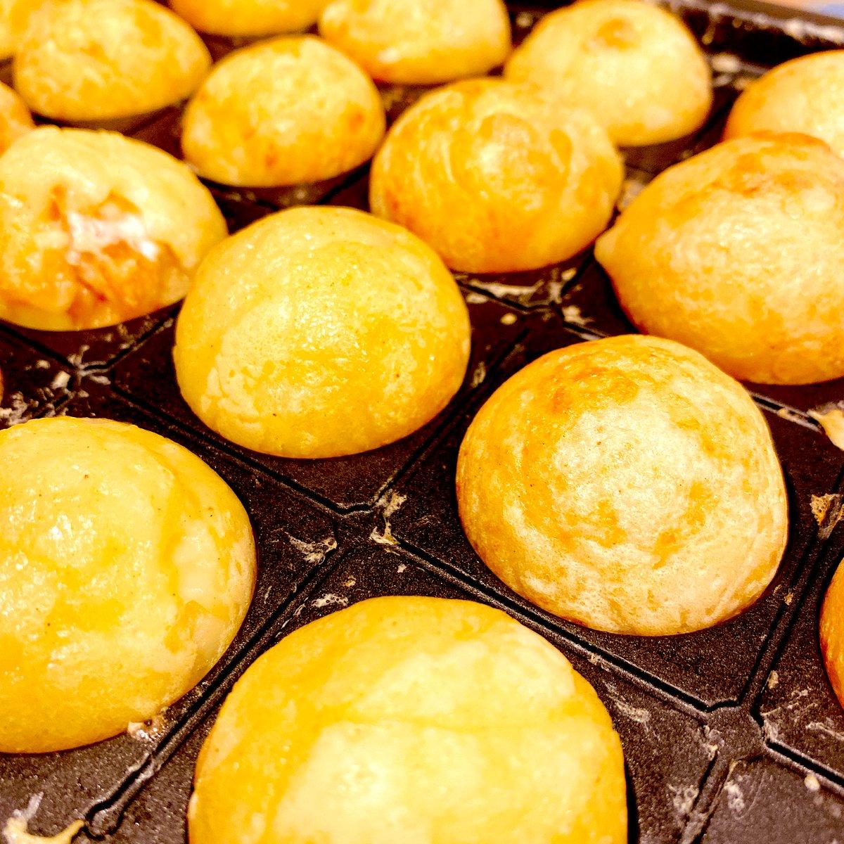 急遽るしあちゃんがキター!✨✨✨✨(^・ω・^§)ノるしあちゃんが初たこ焼き作りではしゃいでたー!!!💪🏼🦊かなたんとココちと4人でタコパ🐙( '-' 🐙 )タコチャン
