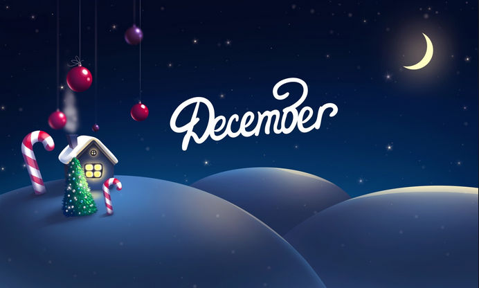 Happy New Month!  If you haven't yet found what you asked for, don't worry, another month is here to make sure your unfulfilled wishes are fulfilled. May God continue being with you, and May He bless you abundantly. 🙏  #December #newmonth #church #Blessings #wishesdelivered