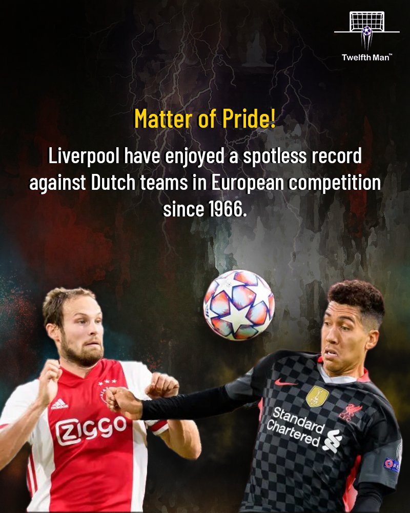 Who will have the last laugh when Liverpool host Ajax for a chance to progress in the UEFA Champions League at stake? 💭  Make your team on Twelfth Man and win BIG! 💰 . . . #LivAjax #ChampionsLeague #UCL