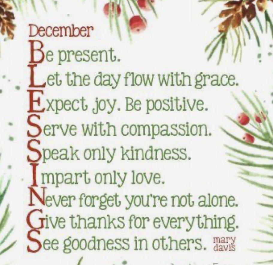 Hello December! 🎄 #Blessed #Smile #MHDentistry
