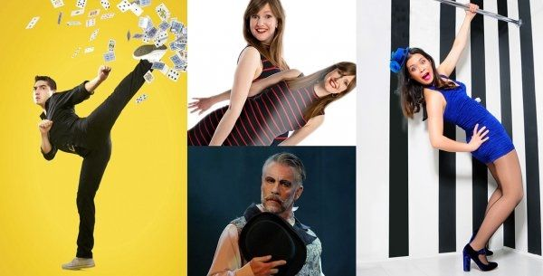 Cheltenham Town Hall Christmas Comedy Club - Thursday 17th December 2020 at 19.30 pm  A stunning festive line-up of the best artists that UK cabaret circuit has to offer. #comedy #Cheltenham  See more at: