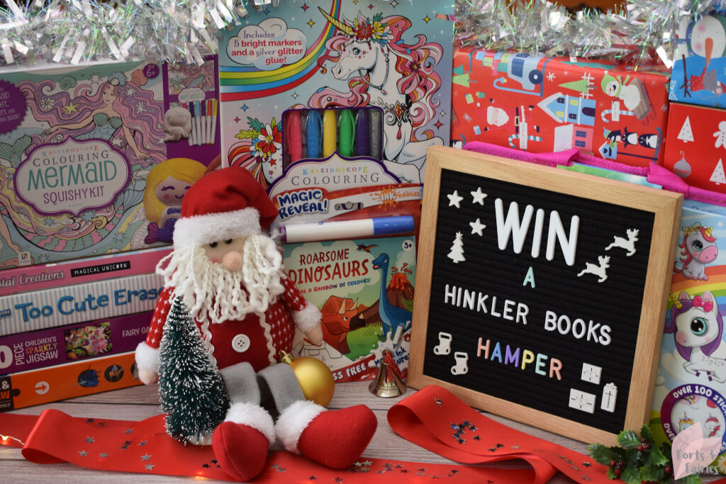 You can #win a #Hinkler books hamper from  @PanMacKids worth over R1200! Head to Forts and Fairies on Facebook () to enter! #giveaway #competition #southafrica #childrensbooks #festivevibes #festiveseason #Christmas