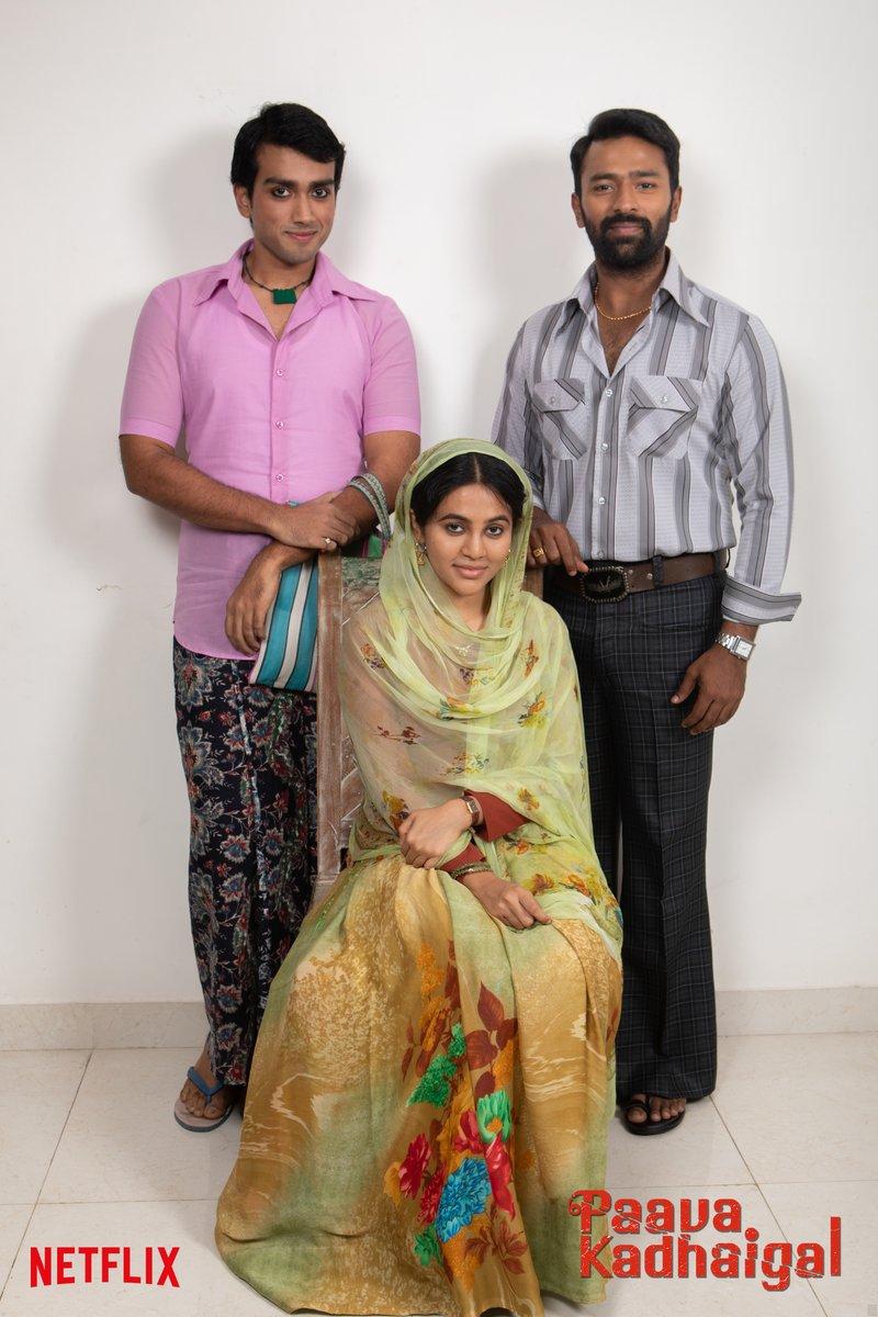 #Thangam by #SudhaKongara stars Bhavani Sre, @kalidas700, Shanthanu Bhagyaraj