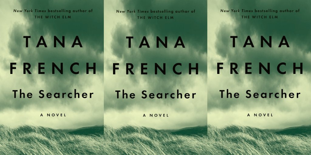 The Searcher by Tana French US:  UK:  AU:   #Books #Novel #Fiction #Thriller #CommissionEarned