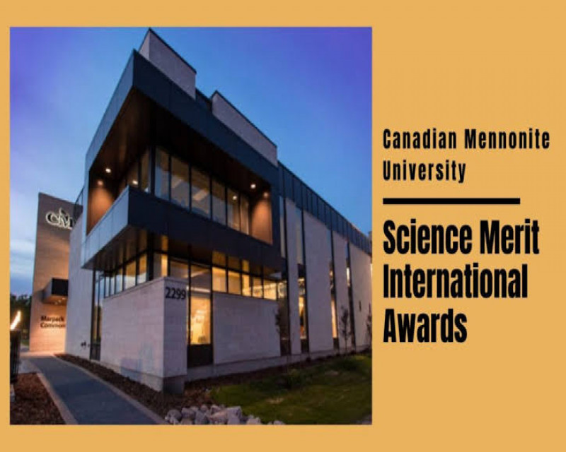 Canadian Mennonite University Science Merit International Awards in Canada, 2021. . . Apply here 👉:  . . #StartevAfrica #Canadian #Mennonite #International #tuesdaymotivations #tuesdayvibe #December