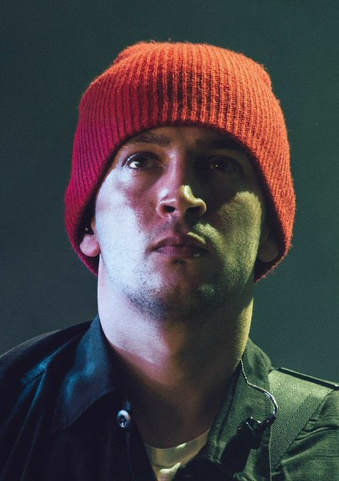 Happy Birthday Tyler Joseph  I\m sad, disappointed and angry at you, but your music saved my life... so thank you!