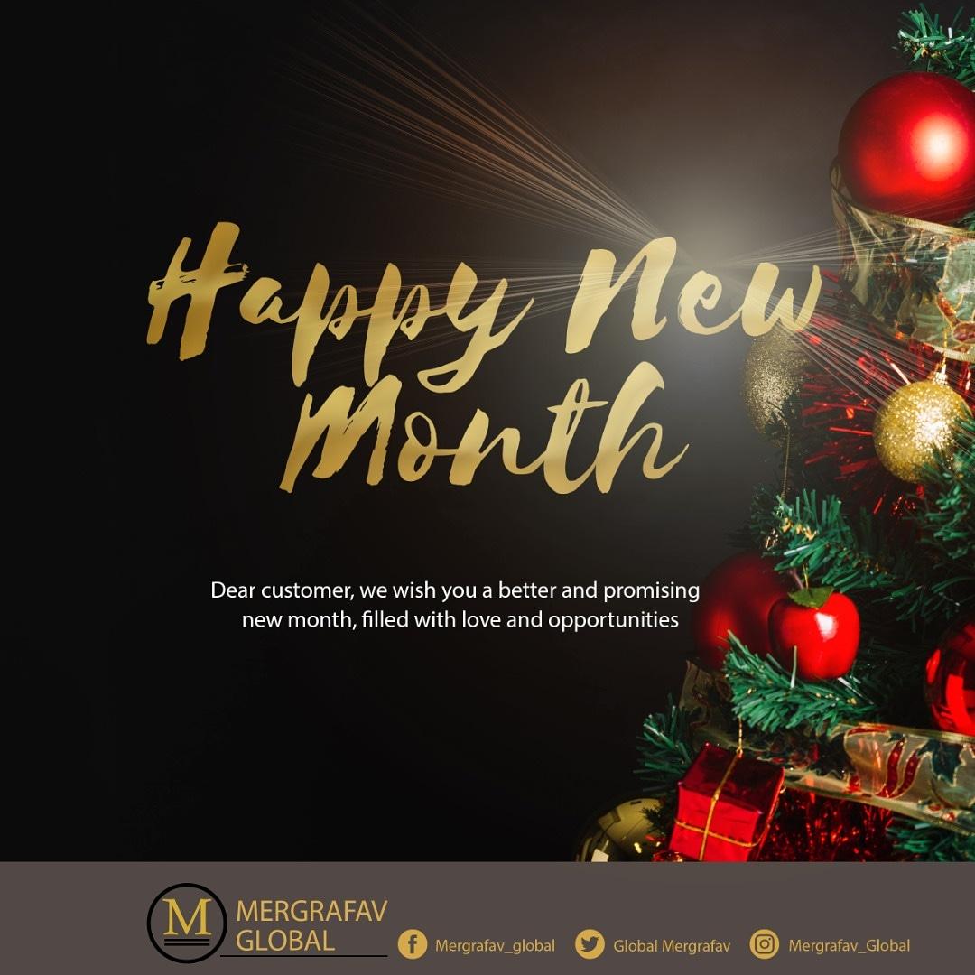 Happy New Month 💃🕺 With love from @GlobalMergrafav  #NewBeginnings #newmonth #davido #FreeSowore #Blessings #HappyNewMonth