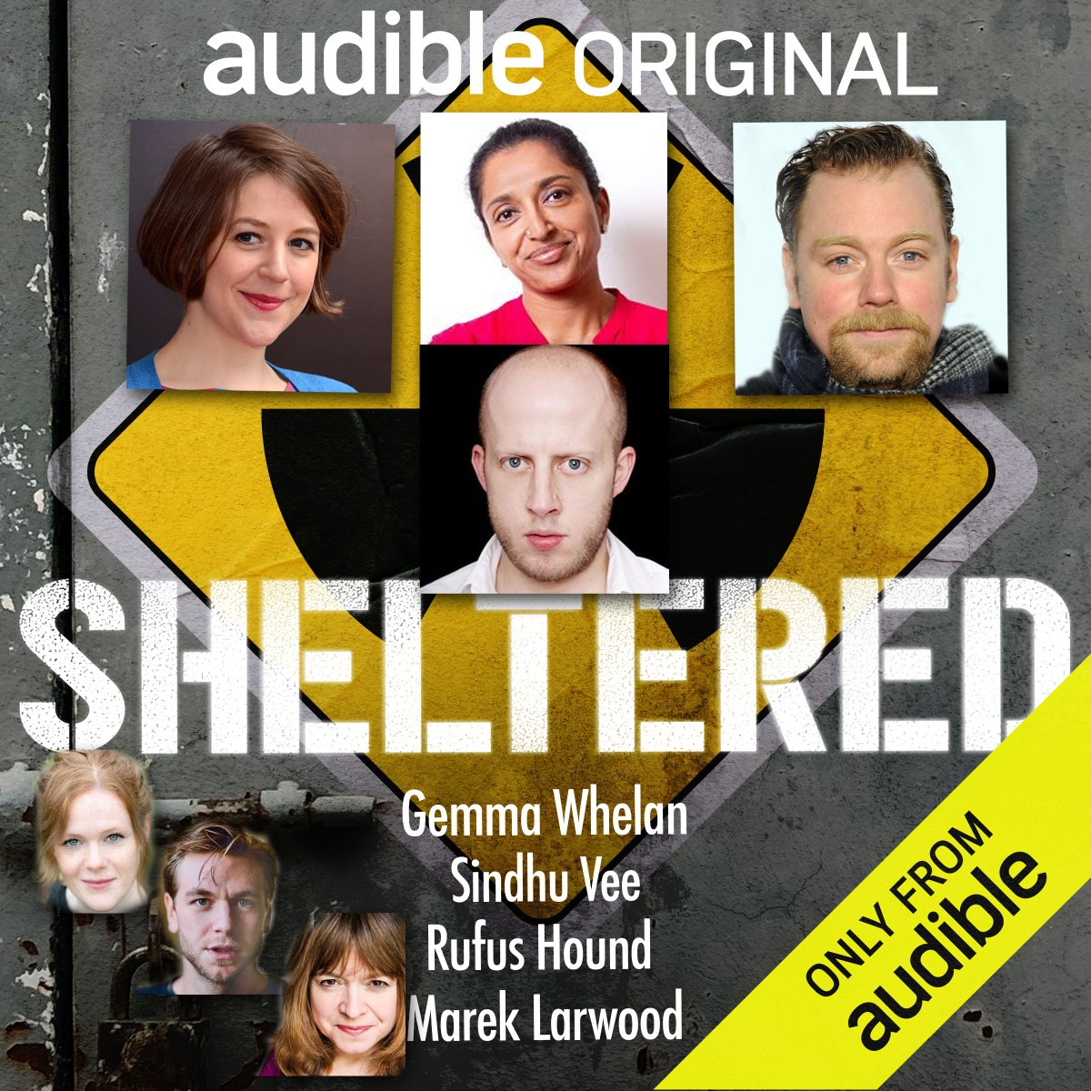 WARNING: THIS AUDIBLE ORIGINAL CONTAINS RUDE WORDS, SEXY STUFF, CARTOON VIOLENCE & GIANT RADIOACTIVE MEGA BADGERS. Laugh out loud larks with @WhelanGemma @RufusHound @MarekLarwood @WilfScolding @Flickduncan #AlanaRamsay Sound Design by @TomAlexVoice Produced by Me & #DavidMorley