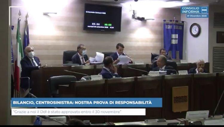 BILANCIO, CENTROSINISTRA: NOSTRA PROVA DI RESPONSA...