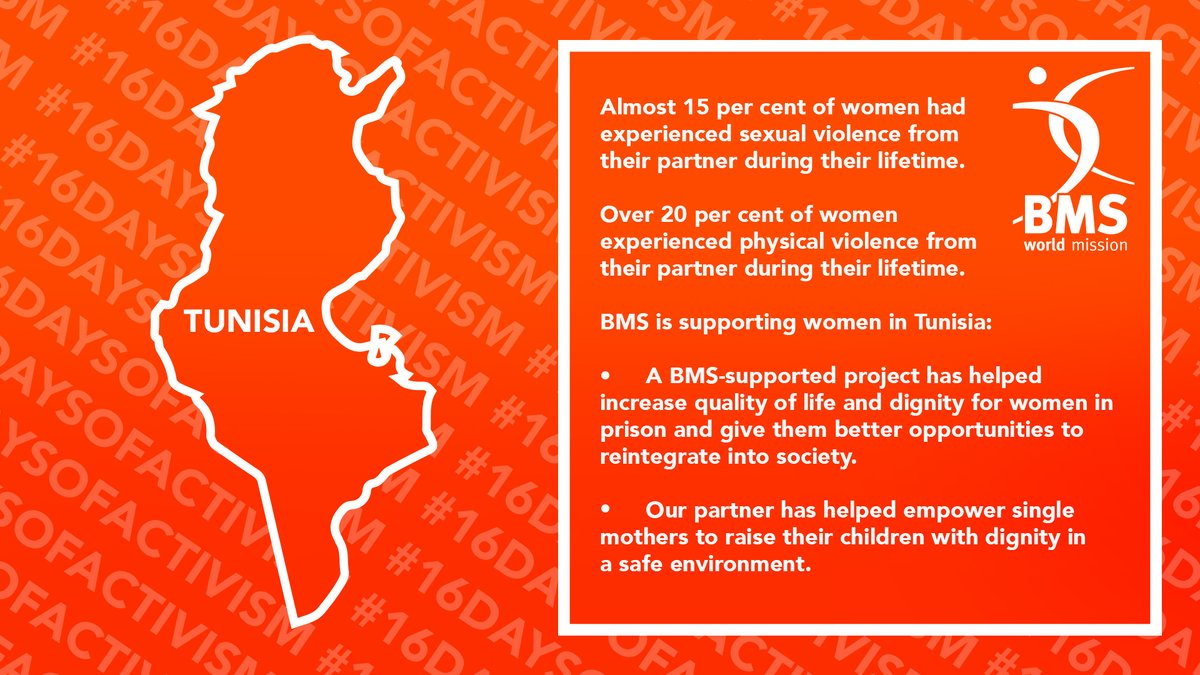 test Twitter Media - 🧡 #16DaysOfActivism  🧡 Today we're focusing on the impact of gender-based violence in Tunisia and how our partners are working to support vulnerable women.   🧡 If you'd like to support work like this around the world click here to become a 24:7 Partner: https://t.co/ia6zfh5Wqg https://t.co/nbXWVFmnLR