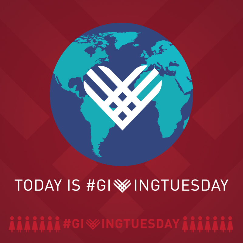 Today is #GivingTuesday! When you support the JLR on #GivingTuesday, you support women leaders making a difference in our community. Please give today!  #JLBetterTogether #JuniorLeague #JLGives