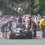 Image for the Tweet beginning: . @F1. Hace 8 años