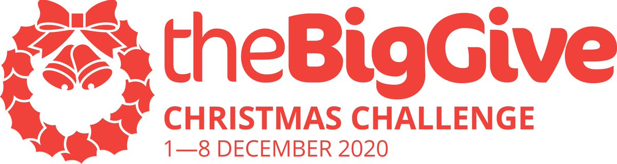 🚨🚨🥳 🥳 🎄🎄🎆🎆  The @BigGive Christmas Challenge is now LIVE!!!   This year we're thrilled to be championed by @eqinvestors 🧡  Donate to see your donation DOUBLED & help us support disadvantaged young people this Christmas!  #GivingTuesday #December1st #ChristmasChallenge20