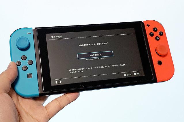 30000RT:【神アプデ】Nintendo Switch、スクショや動画をスマホに直接送れるように1度に最大10枚まで選択可能。表示されるQRコードをスマホで読み取ることでDLできるという。