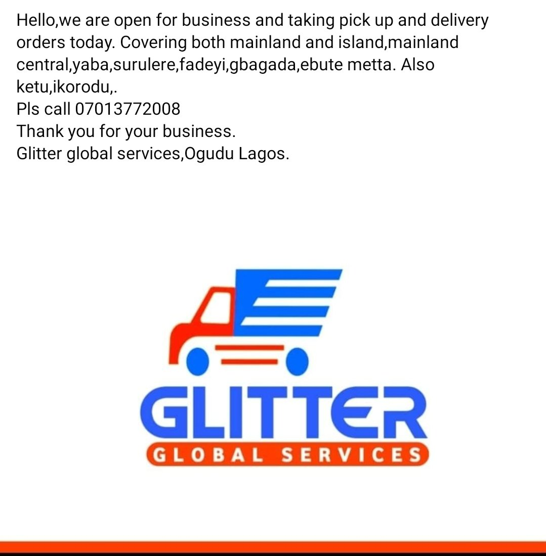 @purity_gifts Please send us your pick up and delivery orders. Fast and qualitative dispatch delivery service. Kindly call 07013772008 #OrangeTheWorld #BlackFriday #ChampionsLeague #BlackFriday2020