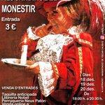 Image for the Tweet beginning: 🌟'La Màgia de Nadal', l'itinerari