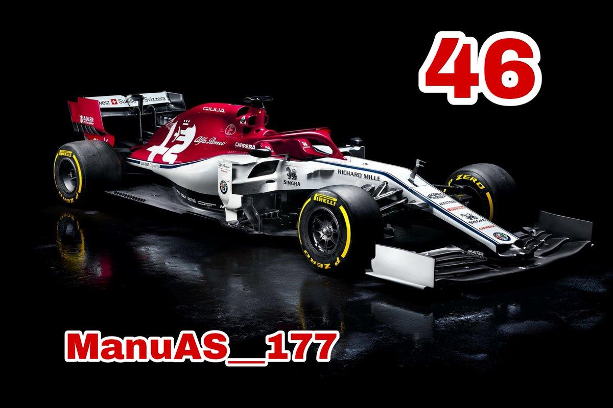 Me enorgullece decir que voy a correr las 3 ultimas carreras de la 2ª división ya con un equipo asignado, es un reto a batir pero creo que podemos conseguirlo, objetivo: salir del descenso, vamos! @alfaromeoracing @F1Resistencia @ManuAS__177  #F1  #Formula1  #F1Esports https://t.co/0hzZLsgaLd