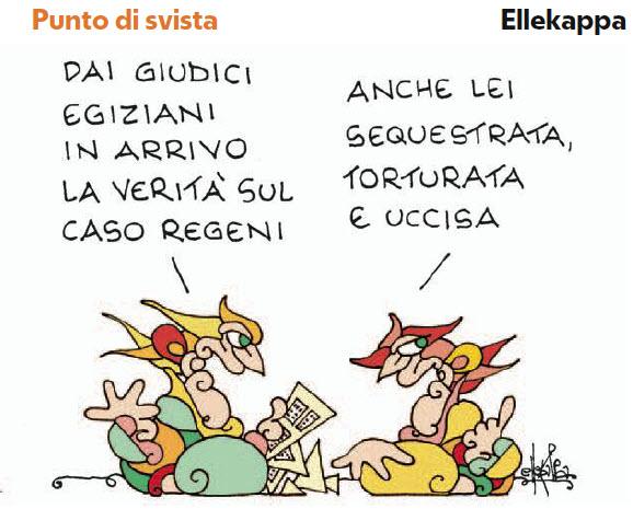 #veritapergiulioregeni