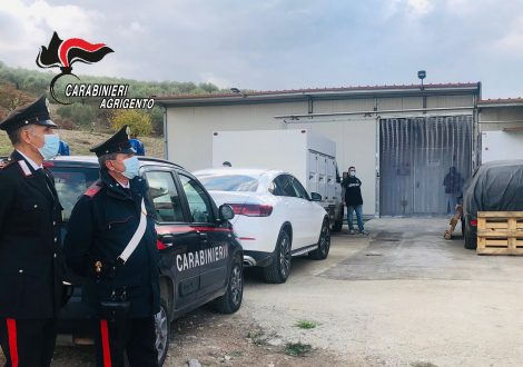 Scoperto uno stabilimento dolciario abusivo nell'Agrigentino, arrestato il titolare (VIDEO) - https://t.co/yBU9kobGBF #blogsicilianotizie