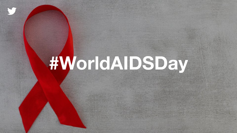 Today is #WorldAIDSDay!  Let's support those affected, commemorate those we've lost, and recognize the progress in prevention and treatment strategies.  Together we can end the stigma, educate each other, and increase awareness.