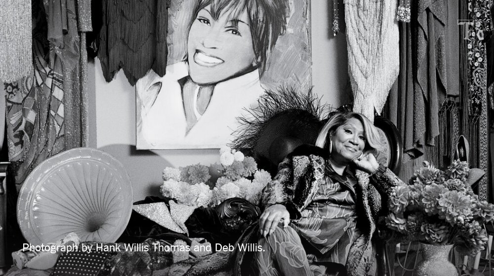 At 76, Patti LaBelle (@MsPattiPatti) is the embodiment of success, the personification of warmth and an artist who changed the landscape of American music