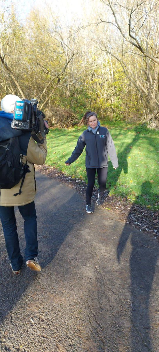 The BBC visited our Walking group as part of PEM today. Loved the opportunity it gave our clients to tell their stories. So thankful to have a supportive team at @sportforconf @BasildonCouncil @Essex_CC @streettaghq #OT #PlayYourPart @Sport_England @ActiveEssex @BasildonSV https://t.co/JxsavbLuHG
