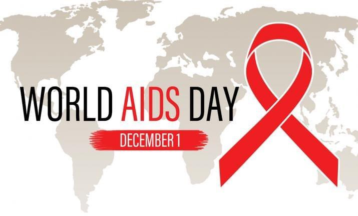 Today is #WorldAIDSDay, a day to raise awareness in our society & workplaces about HIV/AIDS and its global impact.And we all are thankful to our community health workers, nurses, doctors, scientists & everybody involved in the fight against #HIV around. #WorldAIDSDay2020