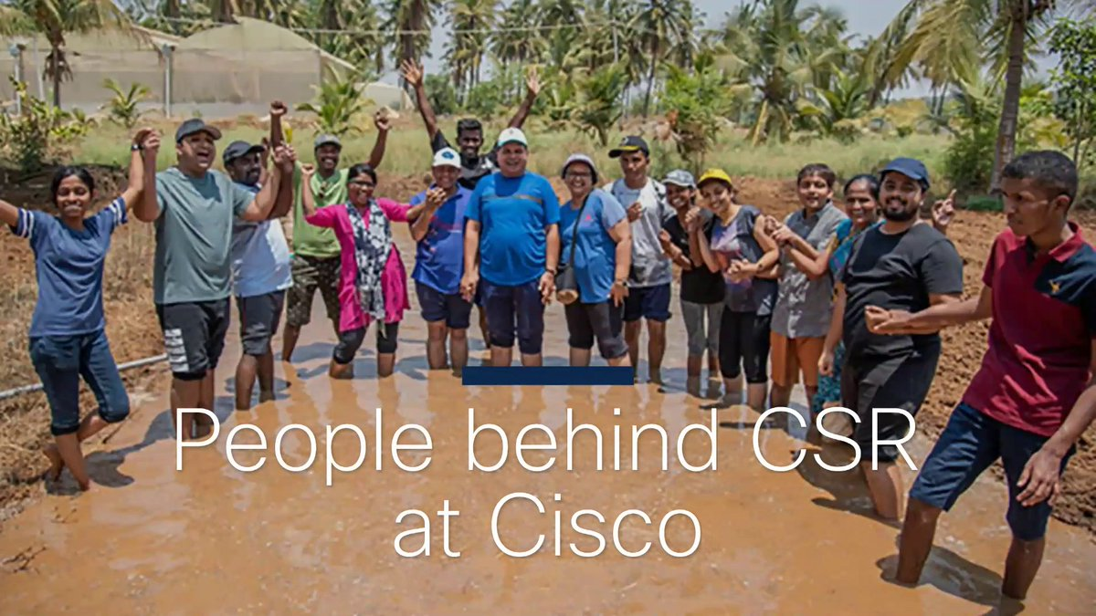 On this #GivingTuesday, we encourage you to go out and support #nonprofit organizations you care about or are close to you. Read how Ajay Gobal's time at Cisco is dedicated to giving back globally.