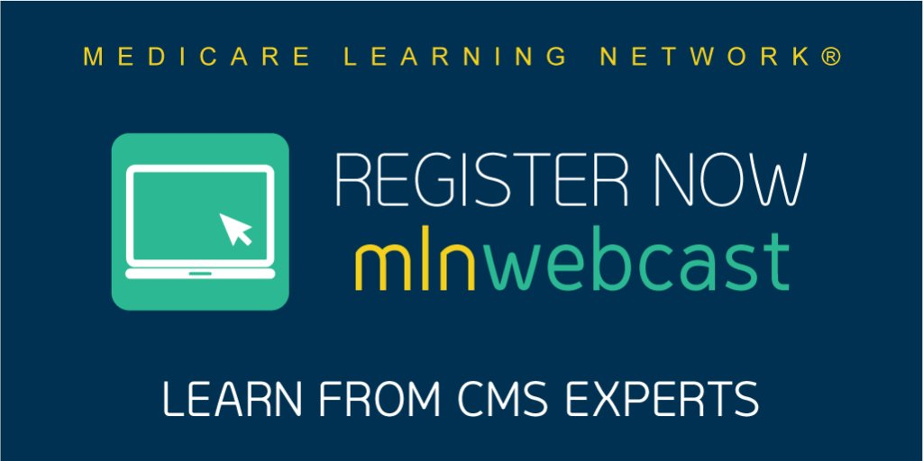 Hospital Price Transparency requirements go into effect January 1, 2021.  Learn about resources to help you prepare – register for Dec 8 webcast #CMSMLN