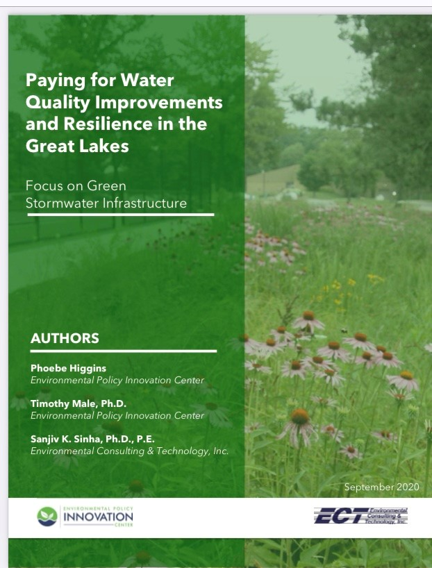 Announcing a new, easy-to-read municipal toolkit on funding/financing options for #green #infrastructure! https://t.co/zBb8sL3PoK.   You will also find details on #GreatLakes' leadership on innovative delivery and financing options already in motion.   H/T, @GLPFund. https://t.co/cThJTRWx4Z