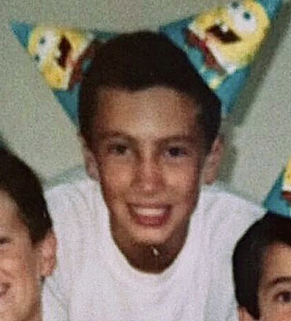 tyler joseph as a younger version of himself; a happy birthday thread