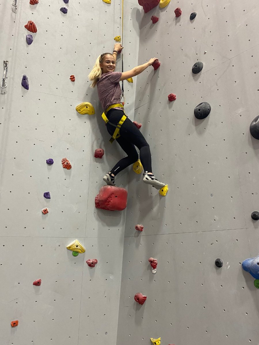 Climbing doesn't have to be just for the summer! Where do you go to indoor climb?  #climbing #CLIMB #rexburg https://t.co/dzZd7V3cwT