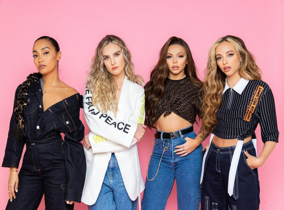 They deserve so much recognition. They portray a beautiful message that everyone needs to hear. They went through and are still going through many hardships. Little Mix, we love you 🖤  #RESPECTLITTLEMIX