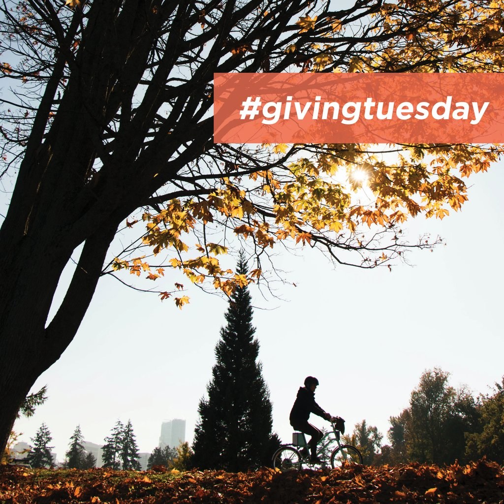 Today is #givingtuesday! Have you made your donation yet? You can donate to CYCLE Kids at !  #CYCLEKids #CYCLEKidsBikes