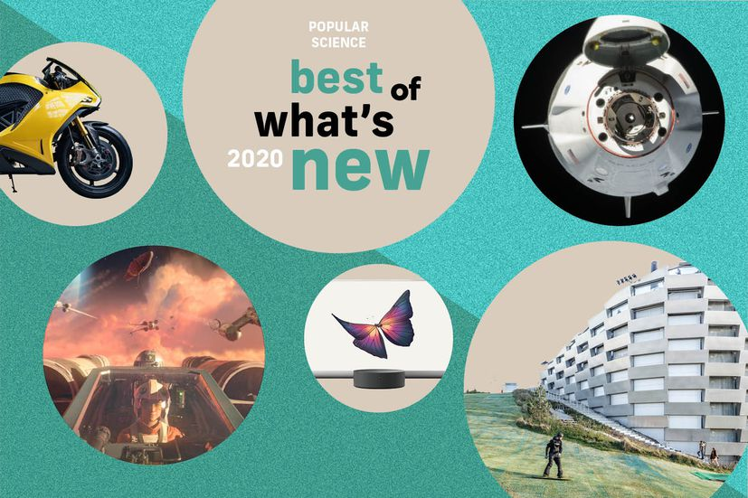 What was the greatest innovation of 2020? Our 33rd annual #BestOfWhatsNew awards have the answer.  The 100 greatest innovations of 2020: