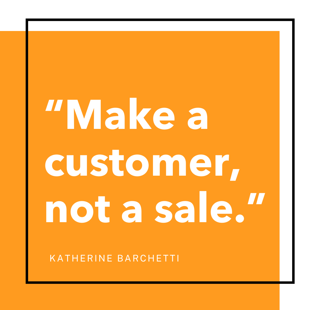 """""""Make a customer, not a sale."""" -Katherine Barchetti  Our customers come first, the sales follow. At Alexander Madison Realty, we prioritize our clients and make sure we're meeting their needs first.   #mondaymotivation  #letsdothis #alexandermadisonrealty"""