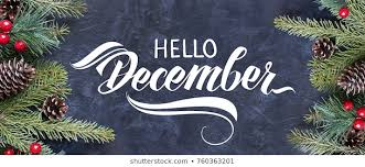 Good Morning, Happy December! #Happiness #December1st #TuesdayThoughts #goodmorning
