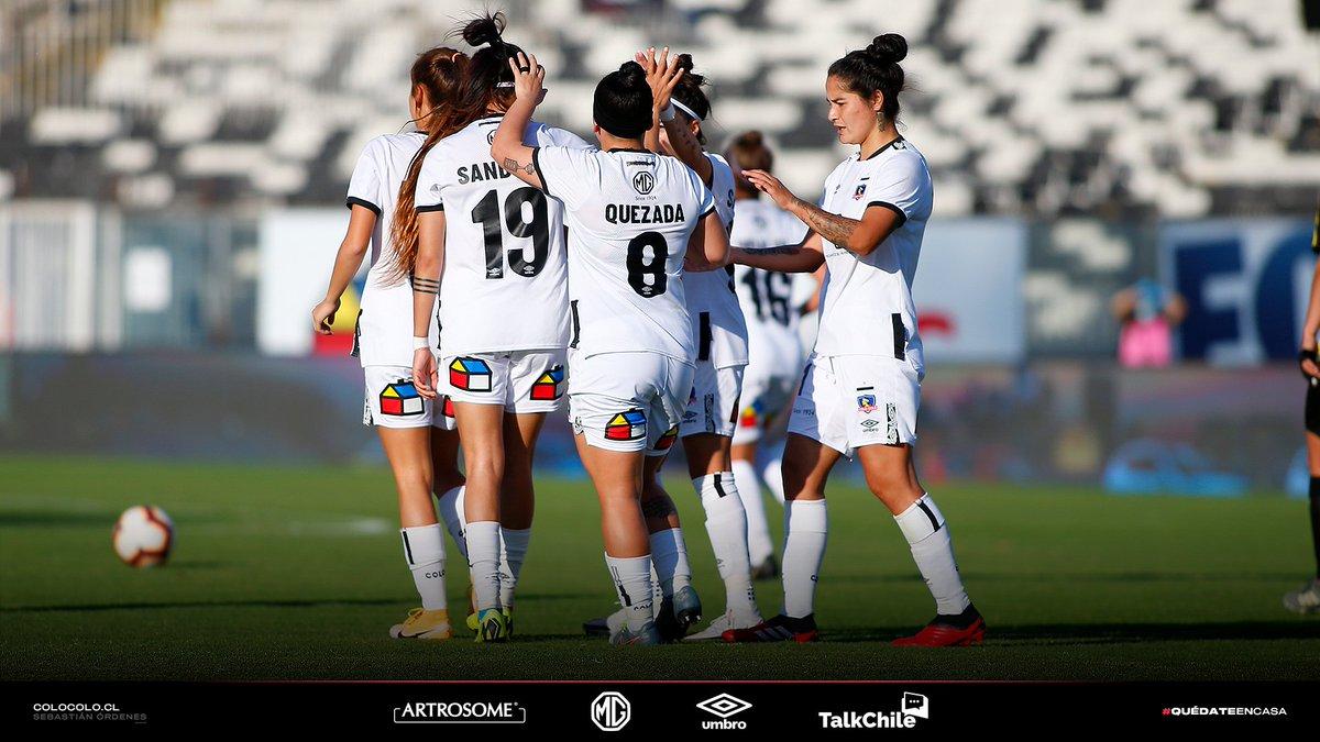 "Colo-Colo Femenino on Twitter: ""PROGRAMACIÓN PRÓXIMOS PARTIDOS: 👉🏽 Colo-Colo  vs D. Antofagasta 📅 Domingo 06 de diciembre ⏰ 11hrs. 📺 Por confirmar.  👉🏽 U de Chile vs Colo-Colo 📅 Miércoles 09 de"